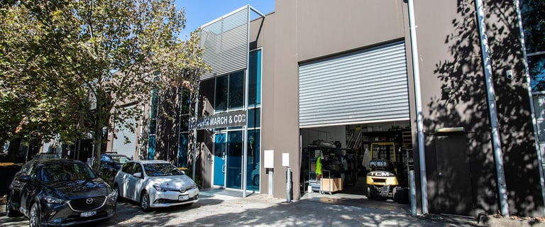 Factory, Warehouse & Industrial commercial property sold at 18 Rocklea Drive Port Melbourne VIC 3207