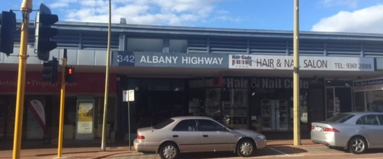 Shop & Retail commercial property for lease at 15c/342 Albany Highway Victoria Park WA 6100