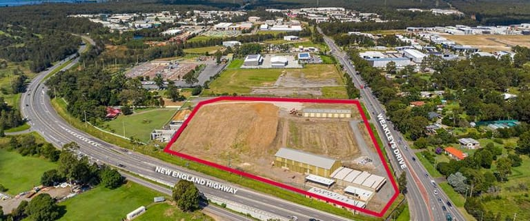 Factory, Warehouse & Industrial commercial property for lease at 33 Weakleys Drive Beresfield NSW 2322