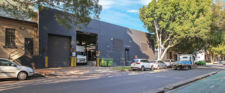 Factory, Warehouse & Industrial commercial property for lease at 8 Bowden Street Alexandria NSW 2015