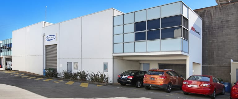 Factory, Warehouse & Industrial commercial property for lease at 47/124-130 Auburn Street Wollongong NSW 2500