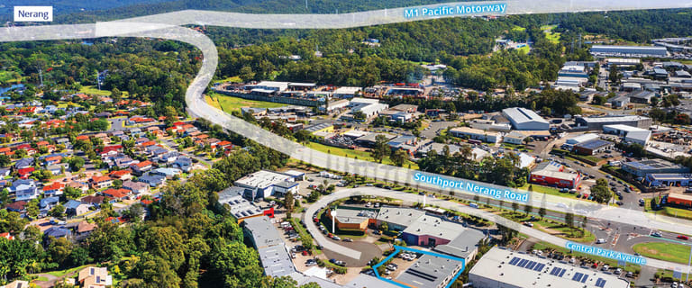 Factory, Warehouse & Industrial commercial property for lease at 20 Central Park Avenue Ashmore QLD 4214