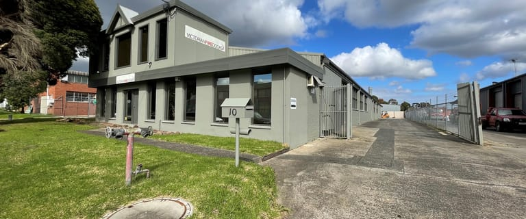 Factory, Warehouse & Industrial commercial property for lease at 10 Brunsdon Street Bayswater VIC 3153