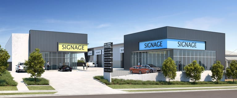 Showrooms / Bulky Goods commercial property for lease at West Ipswich QLD 4305