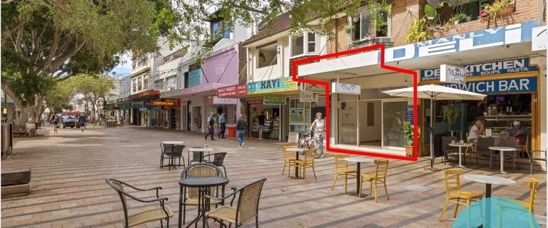 Shop & Retail commercial property for lease at 35 Sydney Rd Manly NSW 2095