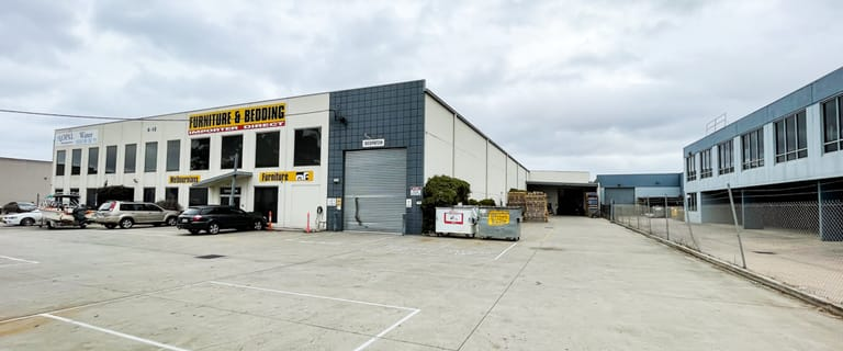 Factory, Warehouse & Industrial commercial property for lease at 10-12 Crawford Street Braeside VIC 3195