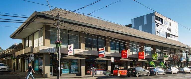 Offices commercial property for lease at 1  Suite 17/210 Toorak Road South Yarra VIC 3141