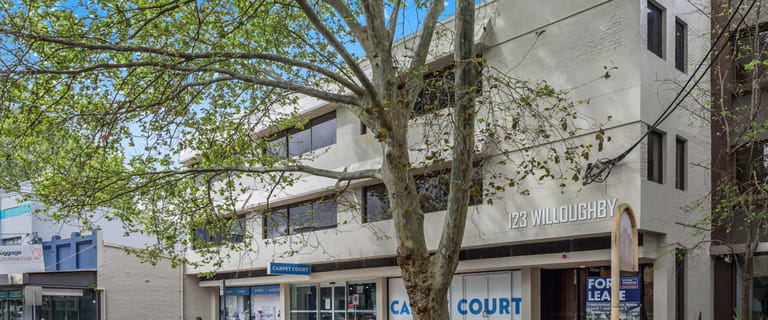 Medical / Consulting commercial property for lease at Level 1 &/Or 2/123 Willoughby Road Crows Nest NSW 2065