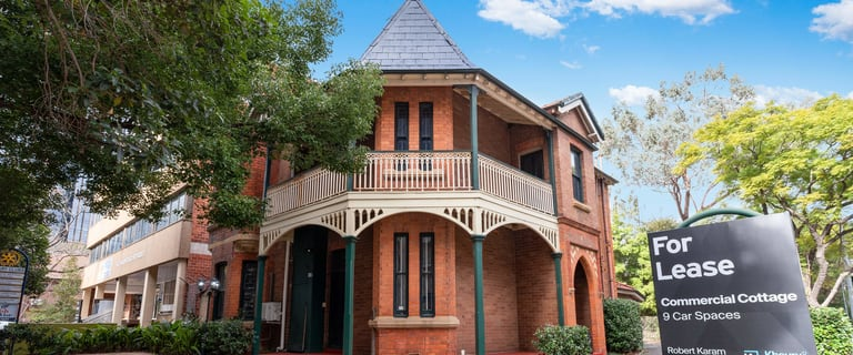 Medical / Consulting commercial property for lease at Whole Building, 41 Hunter Street Parramatta NSW 2150