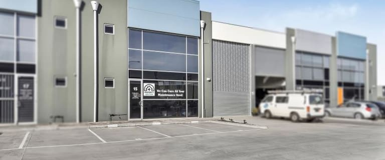 Showrooms / Bulky Goods commercial property for lease at Unit 15/61 Wattle Road Maidstone VIC 3012
