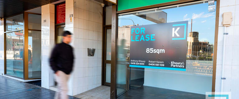 Shop & Retail commercial property for lease at 378-380 Church Street Parramatta NSW 2150