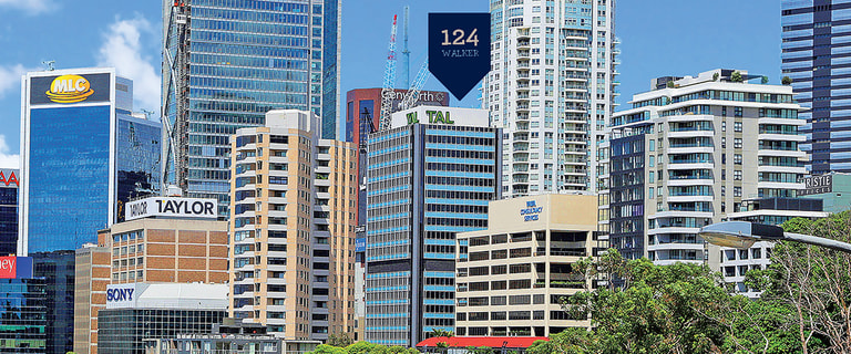 Offices commercial property for lease at 124 Walker Street North Sydney NSW 2060