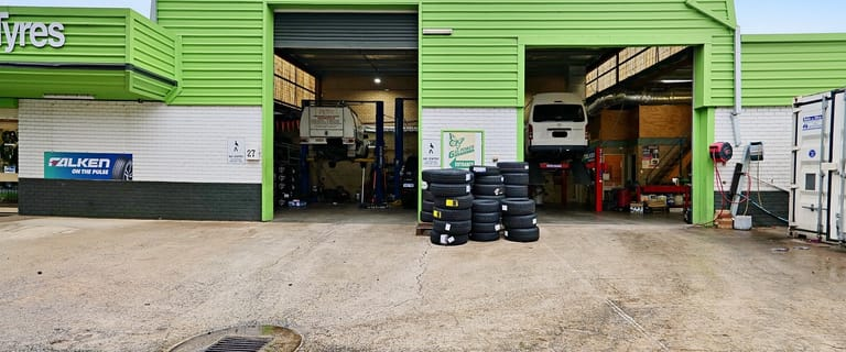 Factory, Warehouse & Industrial commercial property for lease at 27 Belgravia Street Belmont WA 6104
