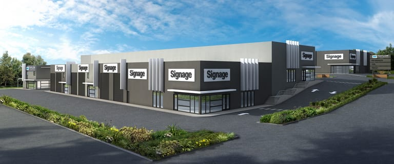 Factory, Warehouse & Industrial commercial property for lease at 529-543 Alderley Street Harristown QLD 4350