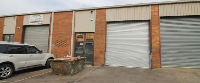 Factory, Warehouse & Industrial commercial property leased at 10/166 Bridge Road Keysborough VIC 3173