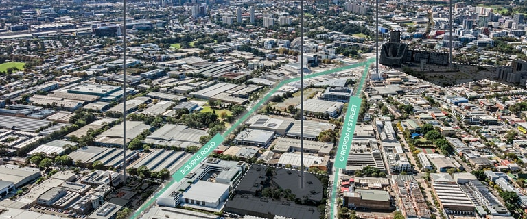 """Factory, Warehouse & Industrial commercial property for lease at """"City Close""""/37-41 O'Riordan Street Alexandria NSW 2015"""