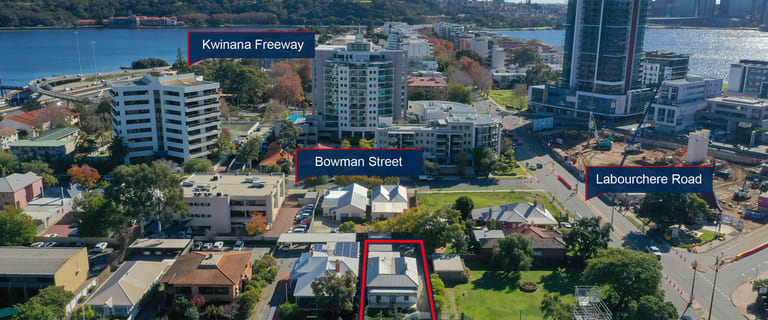 Offices commercial property for lease at 25 Lyall Street South Perth WA 6151