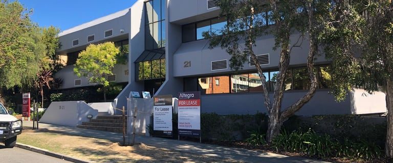 Offices commercial property for sale at 1/19 - 21 Outram Street West Perth WA 6005