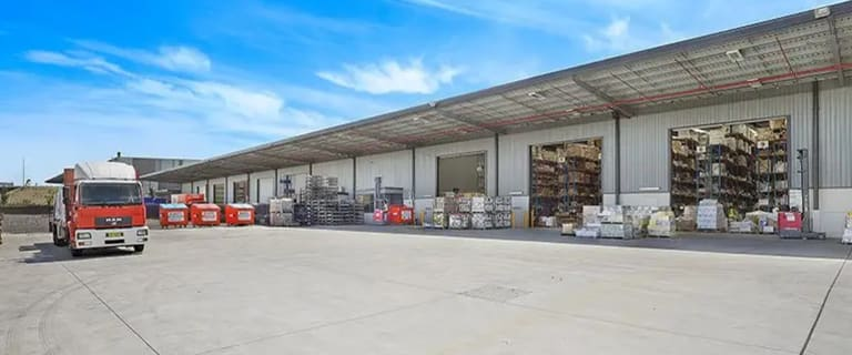 Factory, Warehouse & Industrial commercial property for lease at 1a/35 Stennett Road Ingleburn NSW 2565