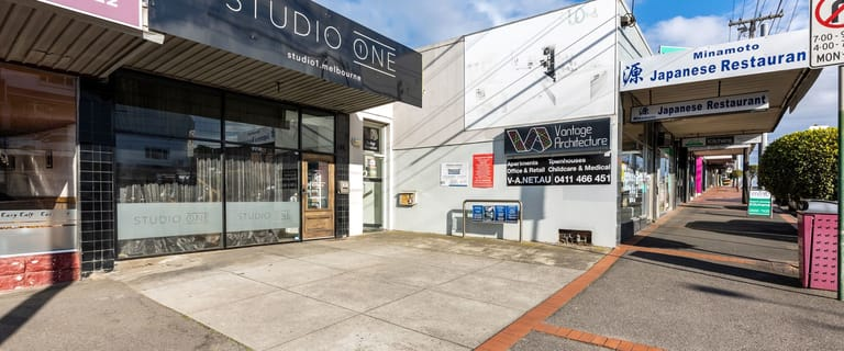 Offices commercial property for lease at 2/22B Burwood Highway Burwood VIC 3125