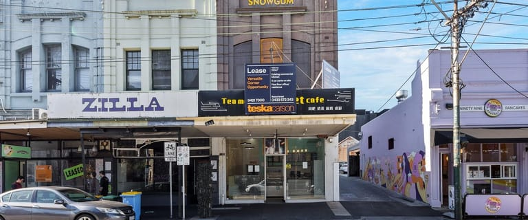 Shop & Retail commercial property for lease at 644 Glenferrie Road Hawthorn VIC 3122