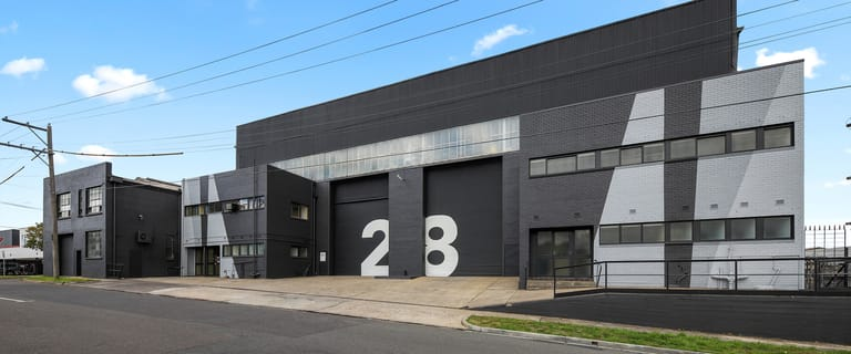Factory, Warehouse & Industrial commercial property for lease at 26-28 Hargreaves Street Huntingdale VIC 3166