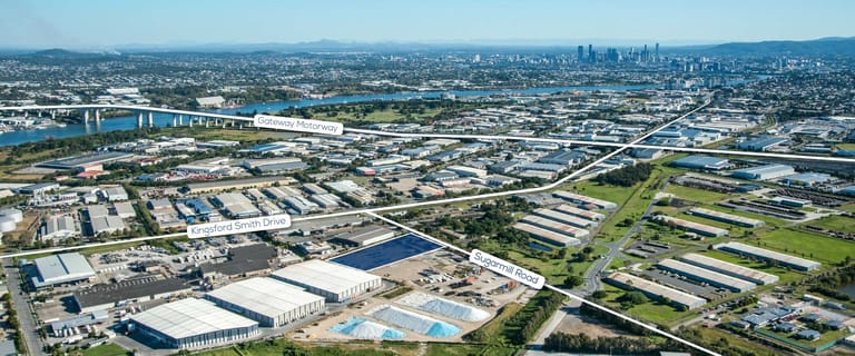 Factory, Warehouse & Industrial commercial property for lease at Area A/59 Sugarmill Road Pinkenba QLD 4008