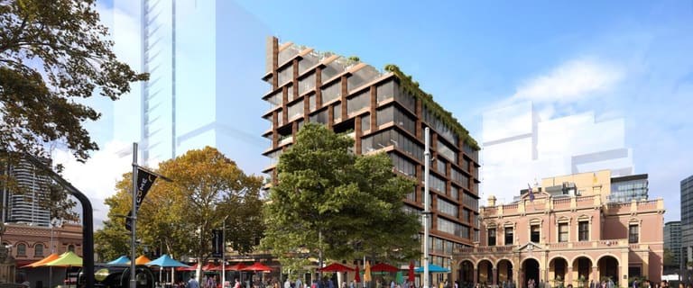 Offices commercial property for lease at 85 Macquarie 85 Macquarie Street Parramatta NSW 2150