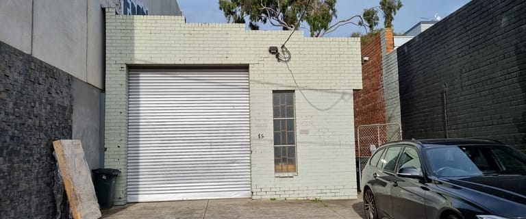 Factory, Warehouse & Industrial commercial property for lease at 15 Yarra Street Abbotsford VIC 3067