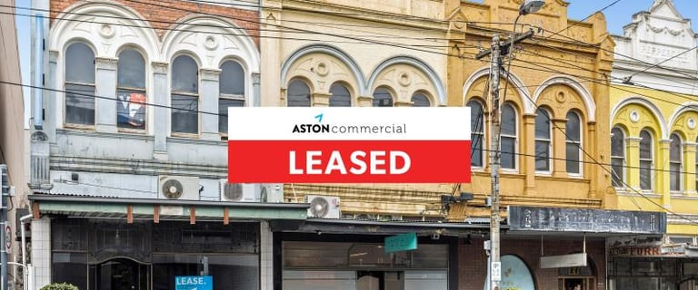 Shop & Retail commercial property leased at 15 Glenferrie Road Malvern VIC 3144