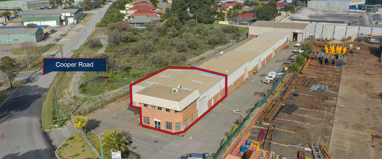 Offices commercial property for lease at 35 Cooper Road Cockburn Central WA 6164