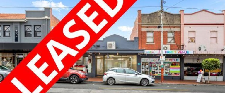 Shop & Retail commercial property for lease at 1447 Malvern Road Glen Iris VIC 3146