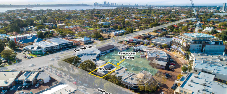 Shop & Retail commercial property for lease at 12 Riseley Street Ardross WA 6153