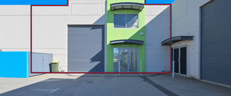 Factory, Warehouse & Industrial commercial property for lease at 6/24 Hammond Road Cockburn Central WA 6164
