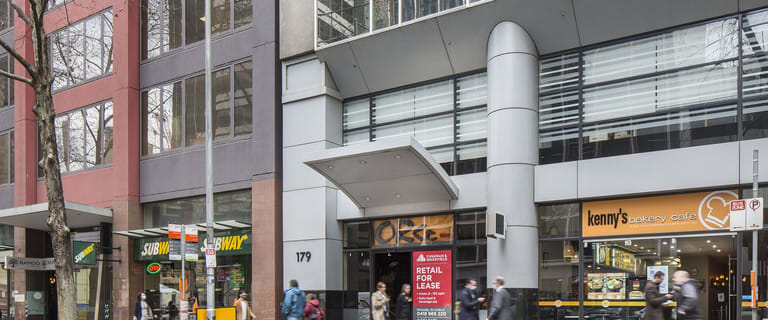 Shop & Retail commercial property for lease at 179 Queen Street Melbourne VIC 3000