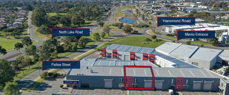 Factory, Warehouse & Industrial commercial property for lease at 4/9 Parkes Street Cockburn Central WA 6164