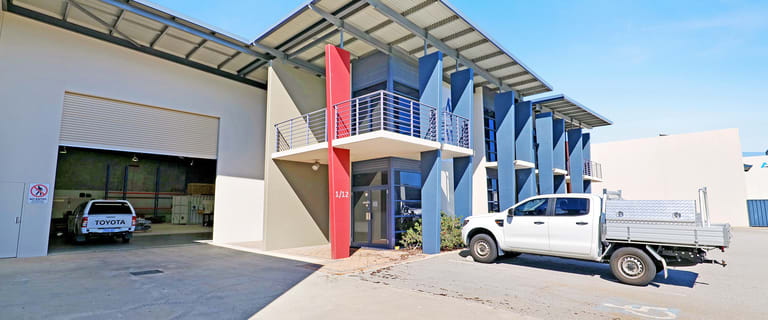 Factory, Warehouse & Industrial commercial property for lease at 1/12 Colin Jamieson Drive Welshpool WA 6106