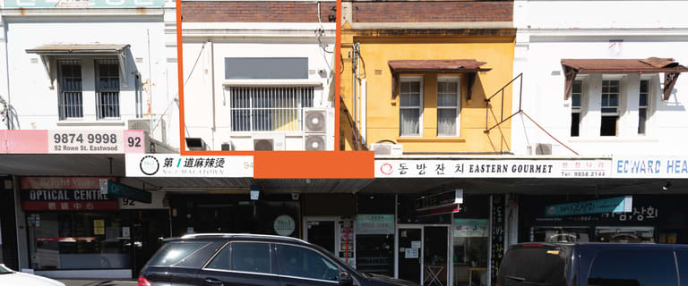 Offices commercial property for lease at 2/94 Rowe Street Eastwood NSW 2122