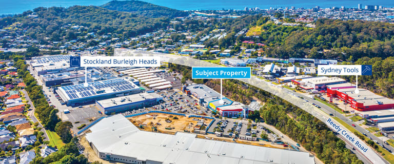 Shop & Retail commercial property for lease at Building 1, Shop 002 Reedy Creek Road Burleigh Waters QLD 4220