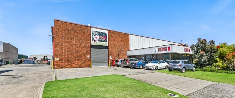 Factory, Warehouse & Industrial commercial property leased at Unit 1/12 Zenith Road Dandenong South VIC 3175