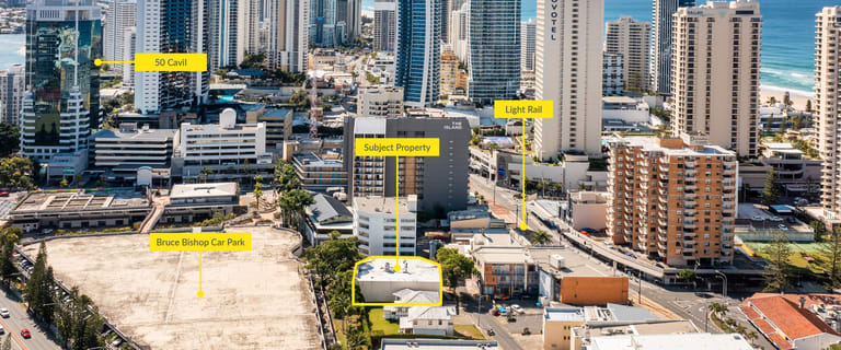 Offices commercial property for lease at 76 Appel Street Surfers Paradise QLD 4217
