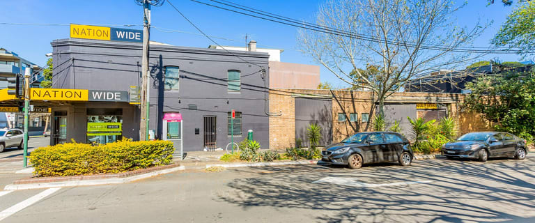 Showrooms / Bulky Goods commercial property for lease at 134-136 Botany Road Alexandria NSW 2015
