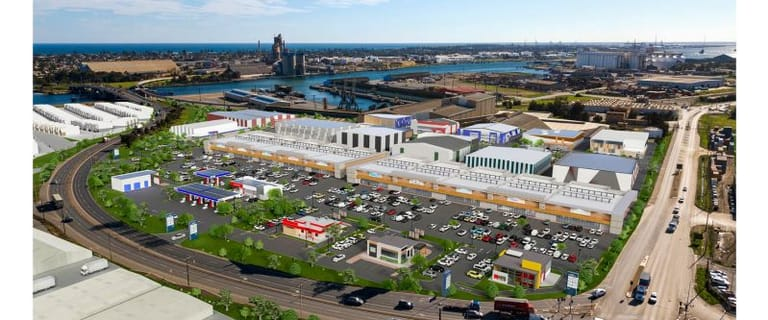 Development / Land commercial property for lease at Central Pier/3 - 7 Francis Street Port Adelaide SA 5015