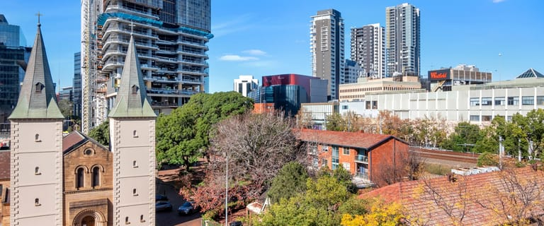 Offices commercial property for lease at 87 Marsden Street Parramatta NSW 2150