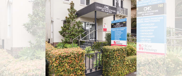 Medical / Consulting commercial property for lease at 758-760 High Street Armadale VIC 3143