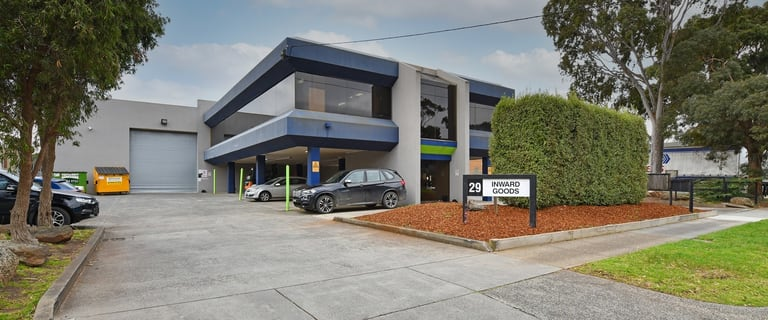 Factory, Warehouse & Industrial commercial property for lease at 29-31 Lionel Road Mount Waverley VIC 3149