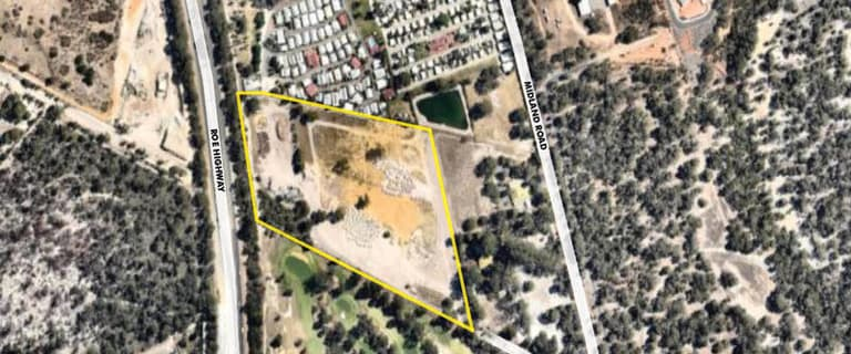 Development / Land commercial property for lease at Lot 97 Midland Road Hazelmere WA 6055