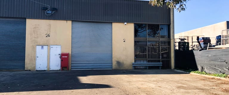 Factory, Warehouse & Industrial commercial property for lease at 2/26 Aster Avenue Carrum Downs VIC 3201