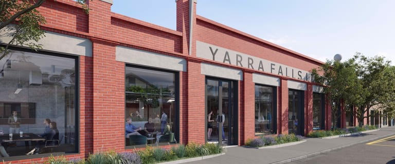 Offices commercial property for lease at 452 Johnston Street Abbotsford VIC 3067