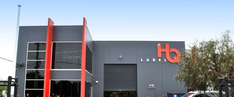 Factory, Warehouse & Industrial commercial property for lease at 1/12 Carbine Way Mornington VIC 3931